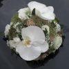 Autódísz Phalaenopsis orchideával