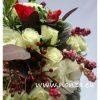 Menyasszonyi csokor részlet