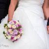 Menyasszonyi csokor lilában
