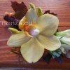 Vőlegény kitűző orchideával